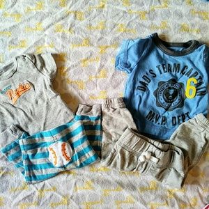 Carter's NB outfits